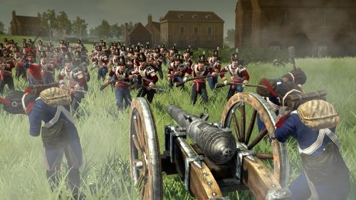 Napoleon Total War Cannon