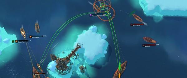 Leviathan-warships